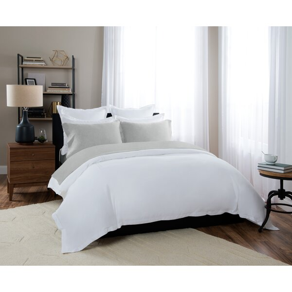 100% Cotton Heathered Jersey Sheet Set by Briarwood Home